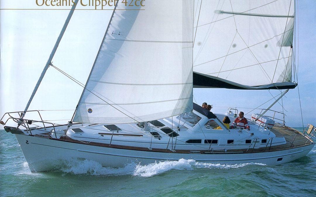 Benettou Oceanis 42 CC